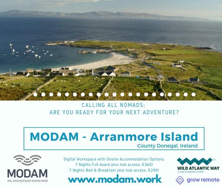 MODAM, Arranmore Island
