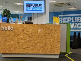 Republic of Work, Cork