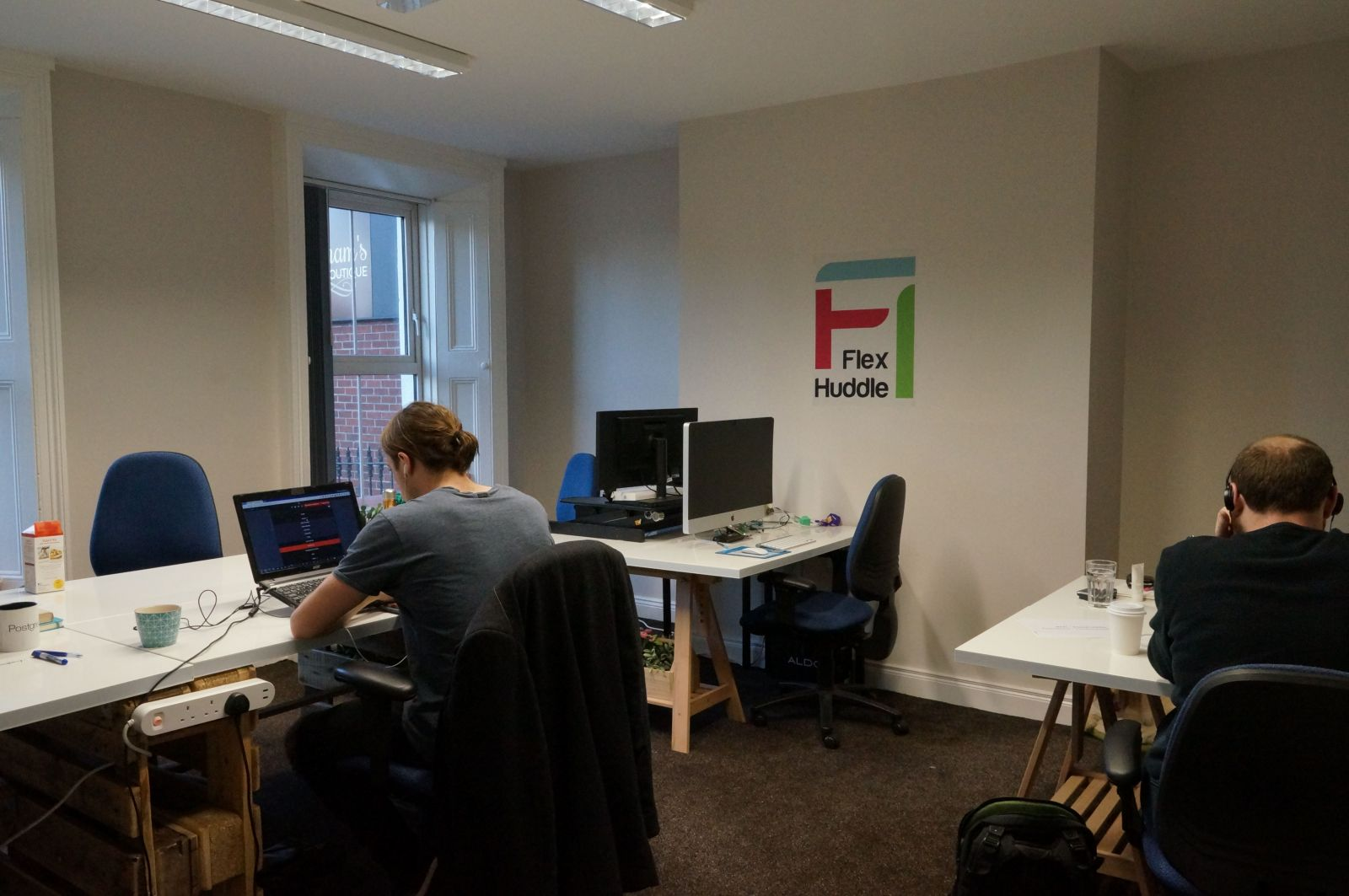 FlexHuddle, Dublin