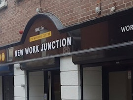 New Work Junction Rathmines, Dublin