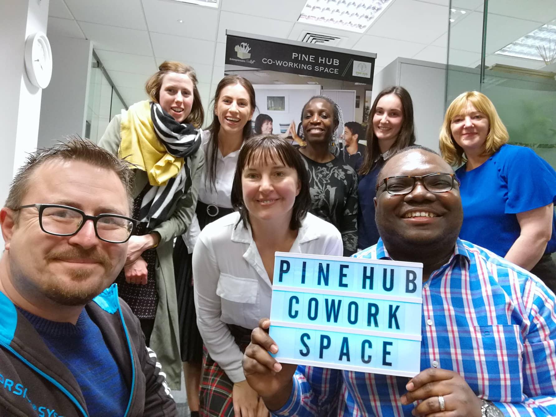 Pine Hub, Dublin