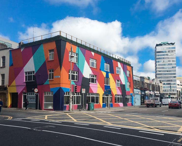 THE TARA BUILDING, Dublin