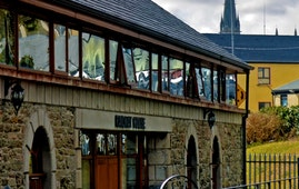 Motley Crow Anti-cafe, Letterkenny