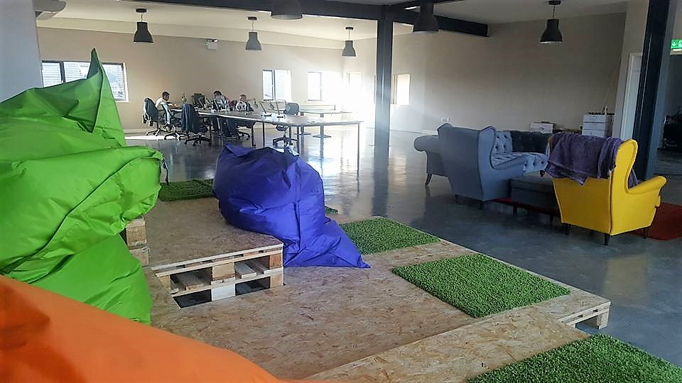 BOXWORKS.CO.WORK.SPACE, Waterford