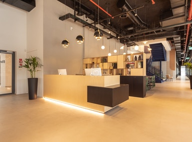 Regus - Caesarea, Business Centre Ltd image 4