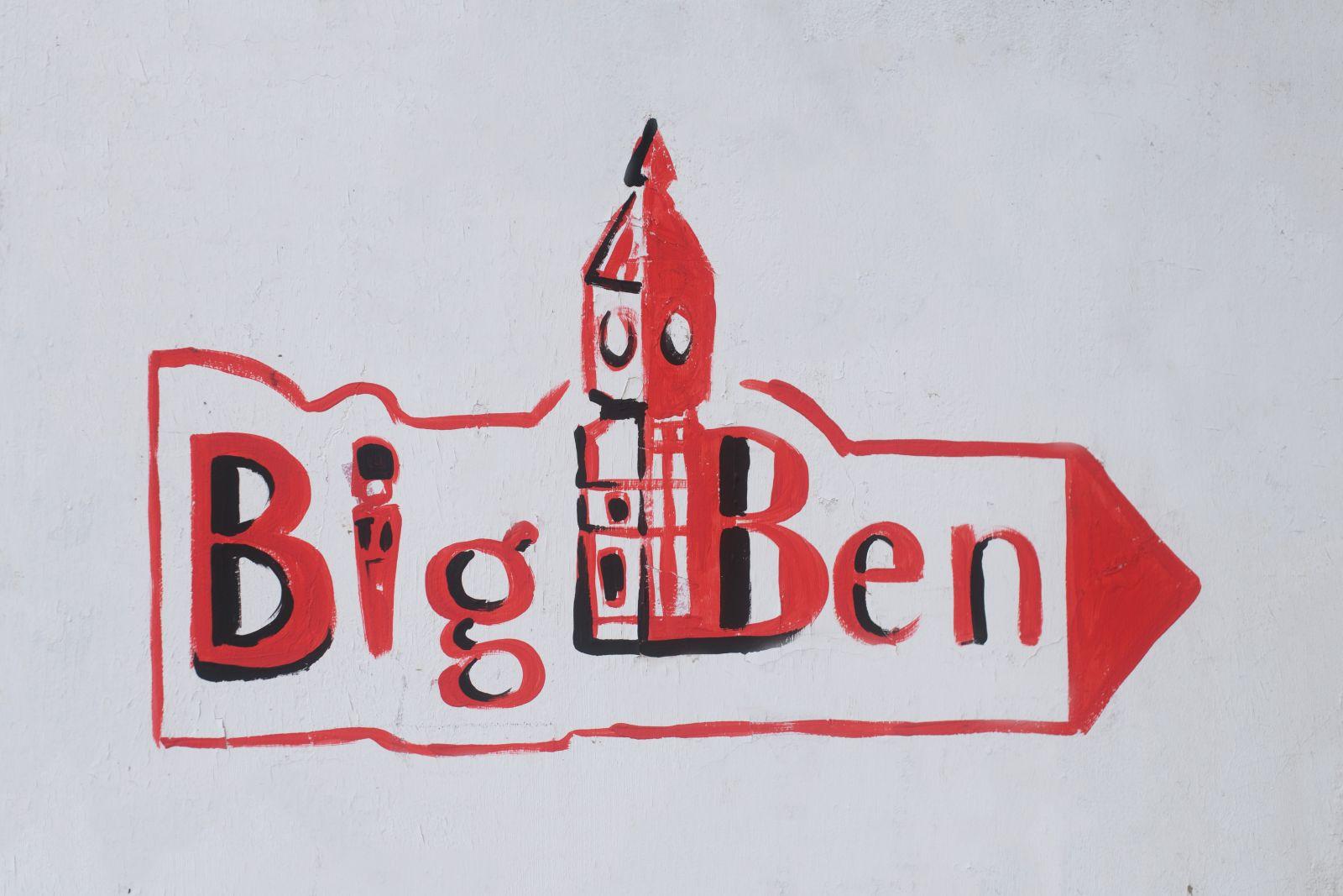 Big Ben - Time Cafe, Tel Aviv