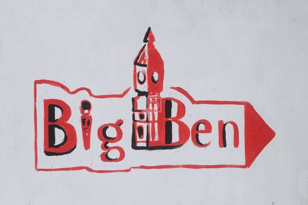 Big Ben - Time Cafe, Tel Aviv