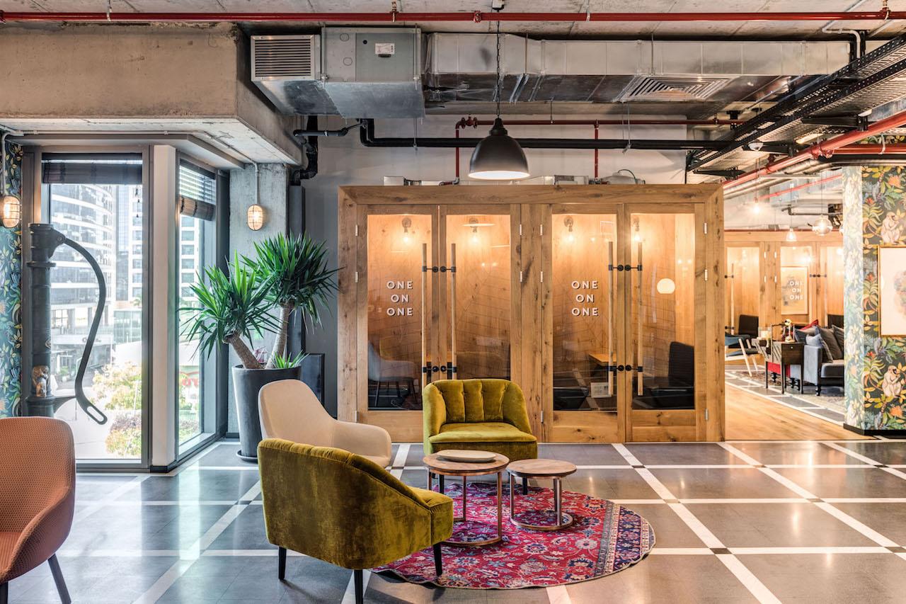 Mindspace Ha'Bursa, Tel Aviv