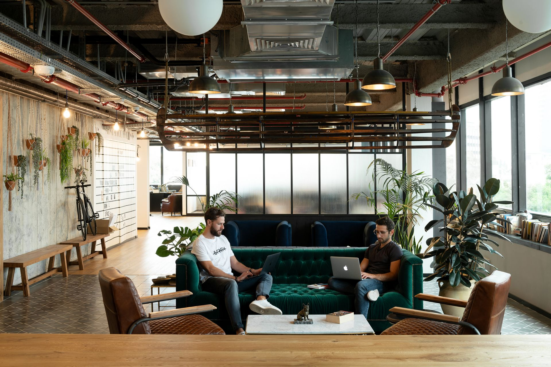 Mindspace Rothschild, Tel Aviv