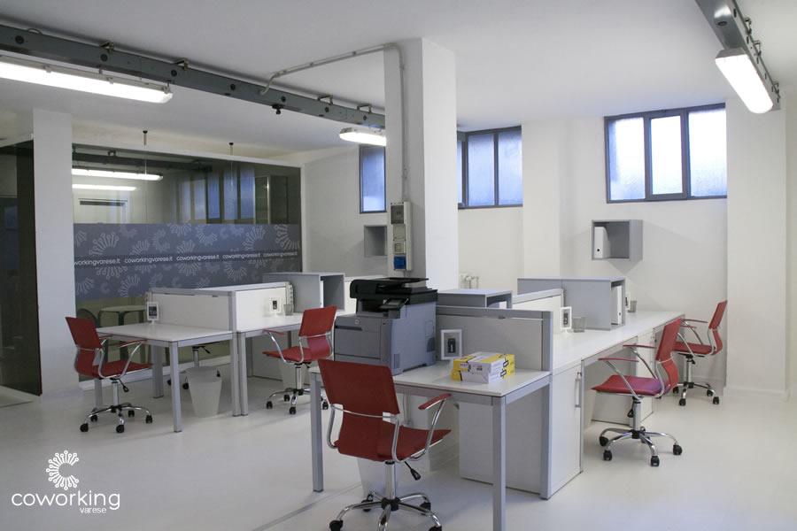 Coworking Varese, Bisuschio
