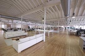 First Floor WorkInArea, Brescia