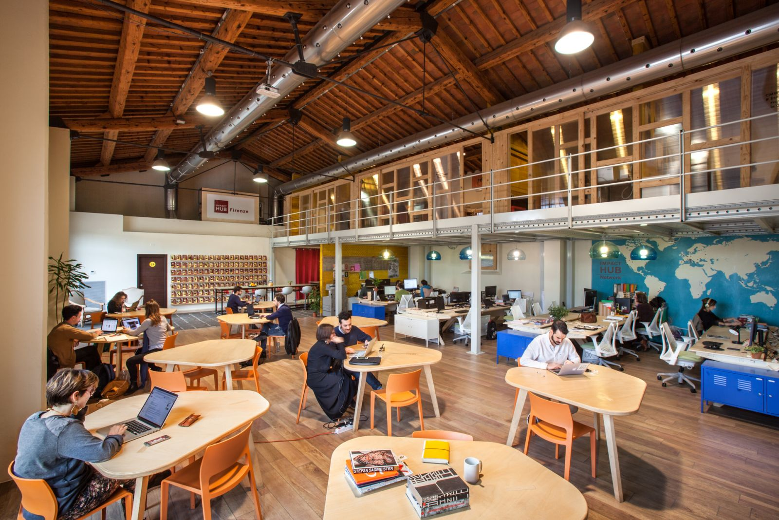 Impact Hub Florence, Florence - Read Reviews & Book Online