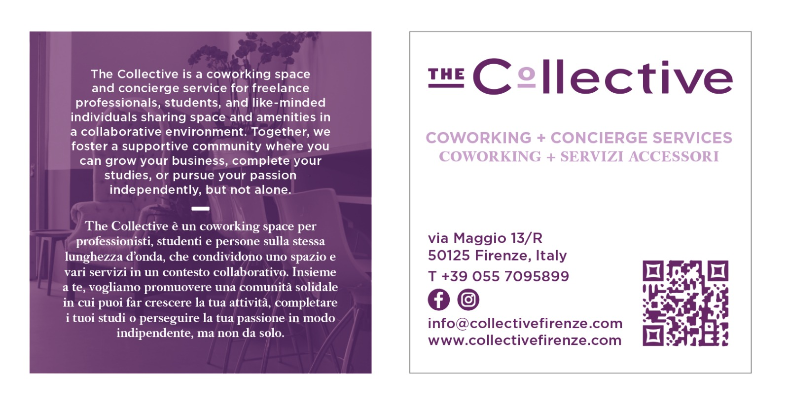 The Collective - Firenze, Florence