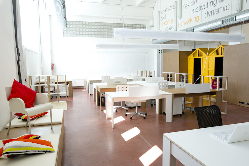 Warehouse Coworking Factory, Marotta