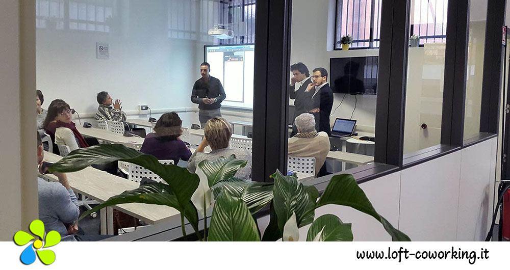 Loft Coworking, Milan