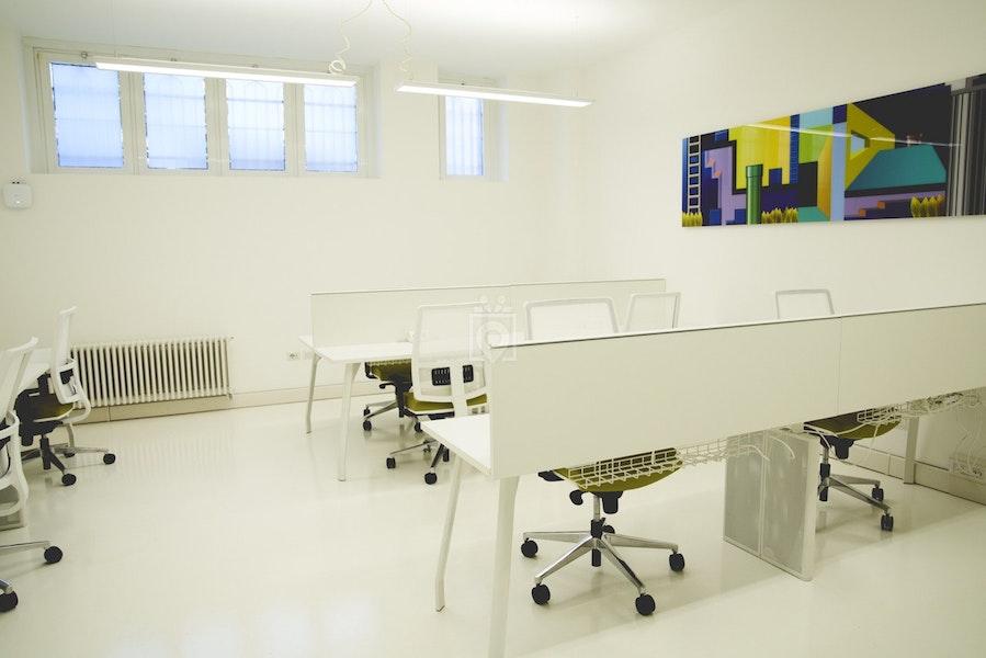 Shibumi coworking, Milan