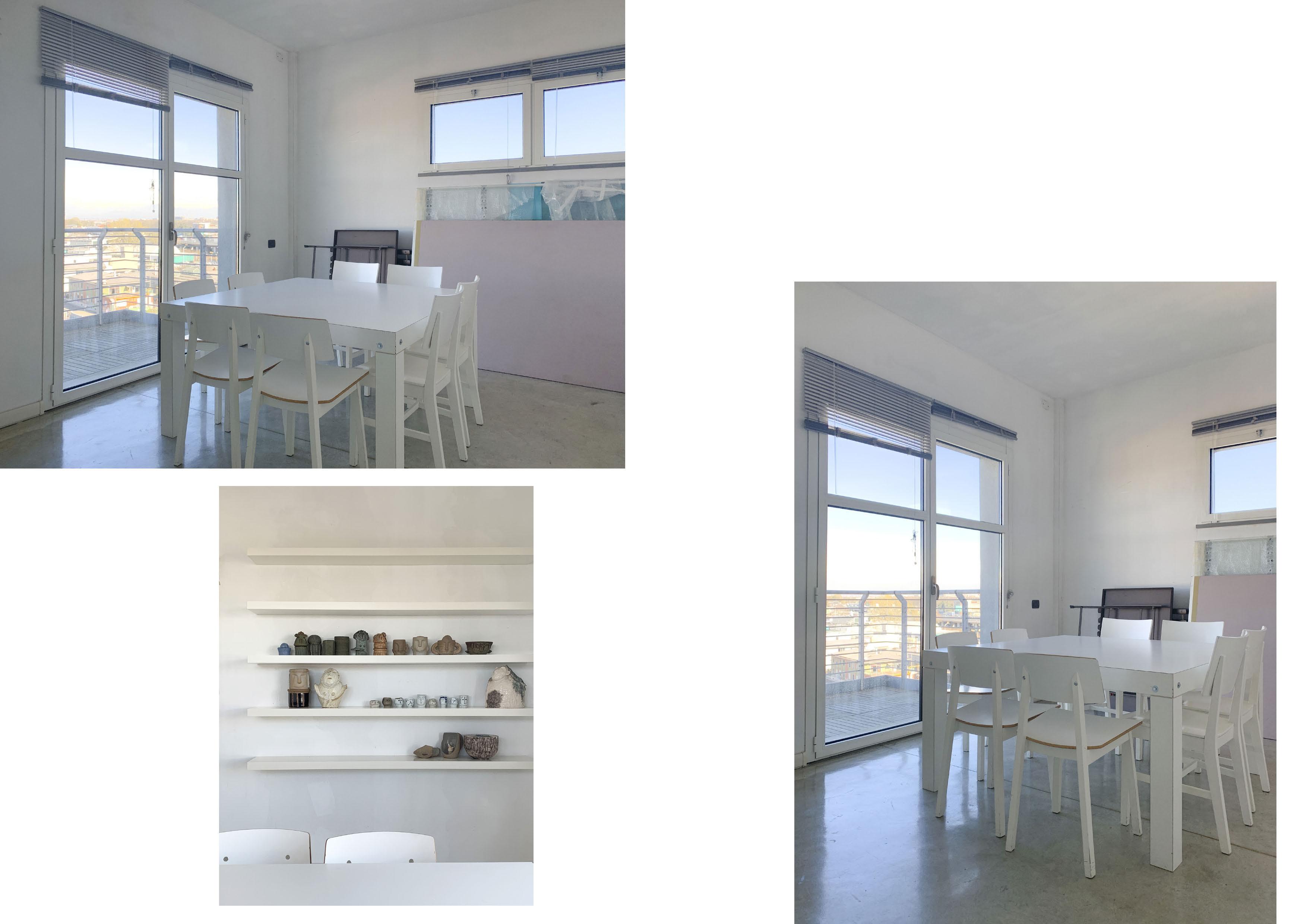 Uragano Studio, Milan