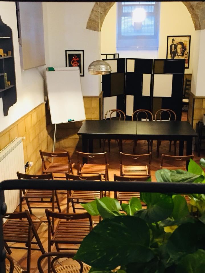 Atelier CoWork, Palermo