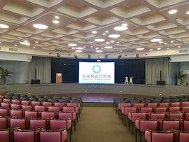 Saracen Congress Centre, Palermo