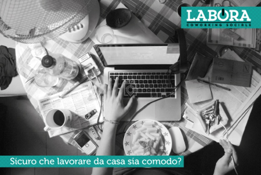 Labora Coworking, Pavia