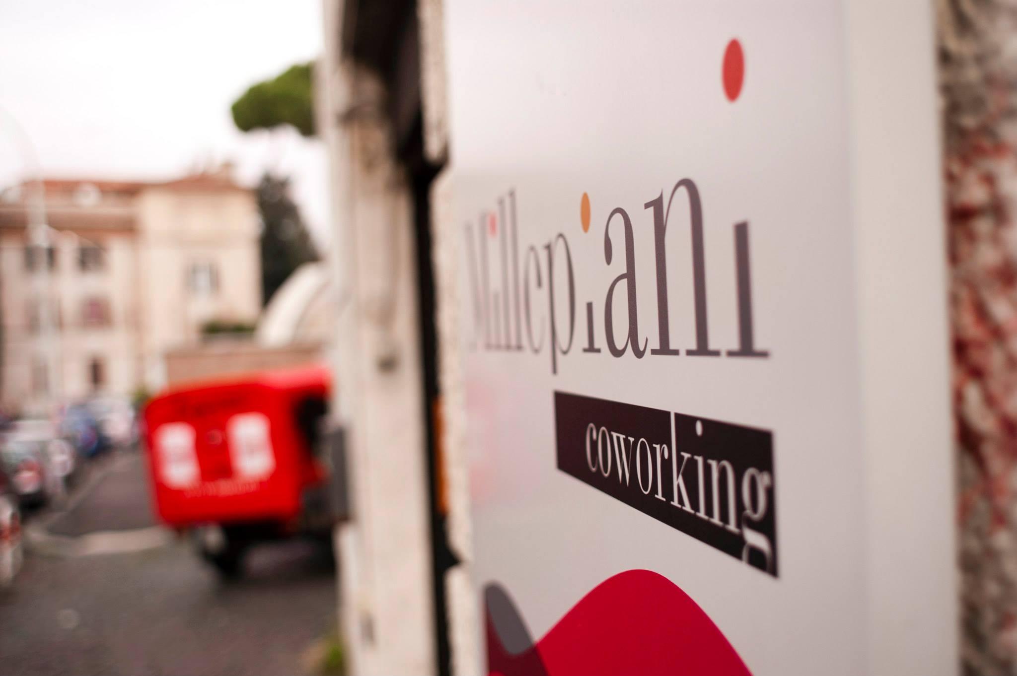 Millepiani Coworking, Rome