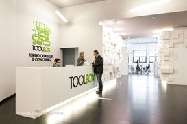 Toolbox Office, Torino