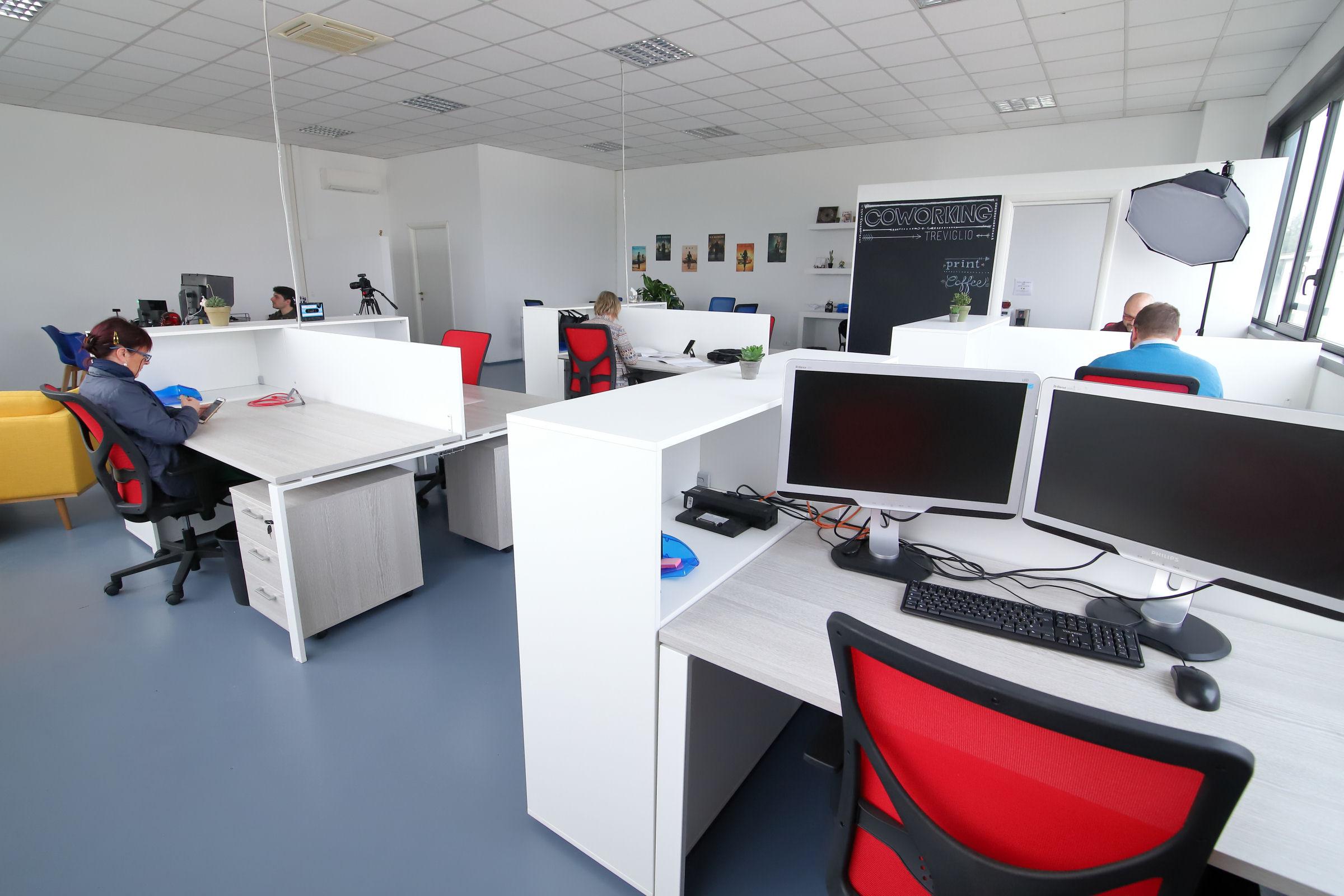 Coworking Treviglio, Treviglio