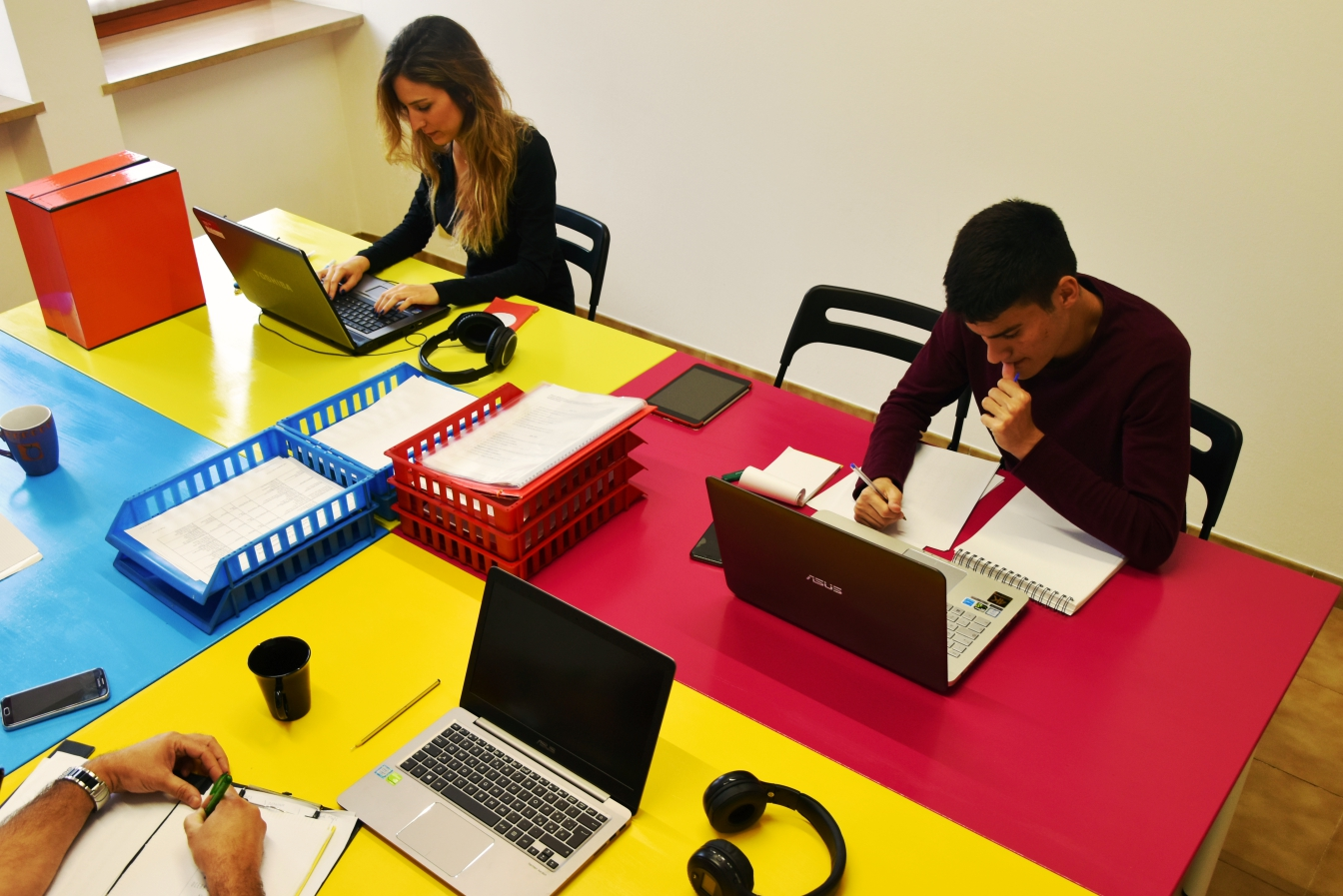 Al Dudes Coworking, Turin