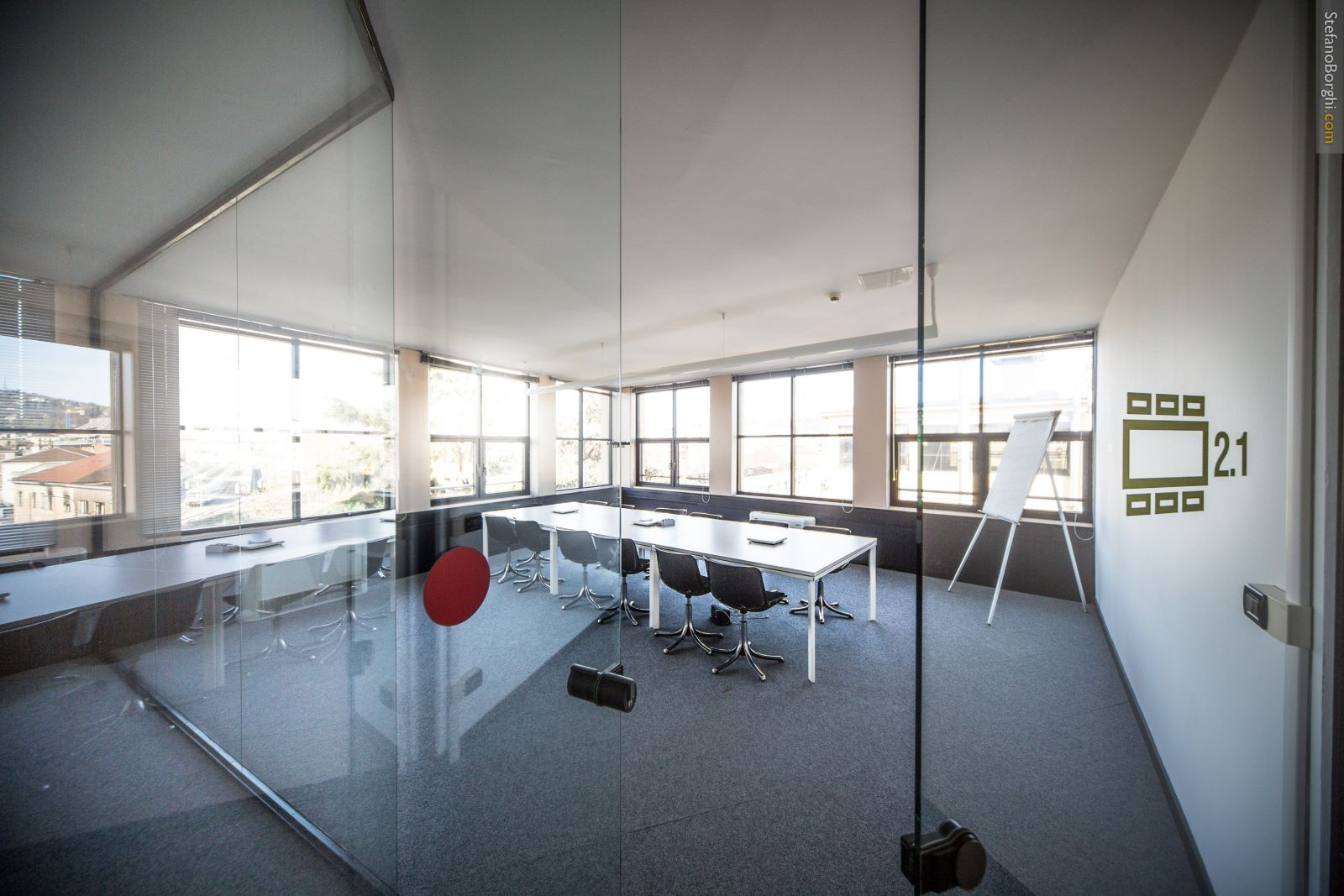 Toolbox Office, Turin
