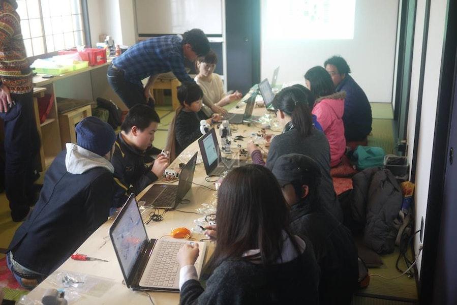 Fab-Lab, Misawa