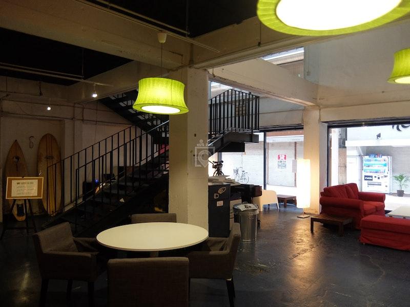 Startup Cafe Koza, Naha