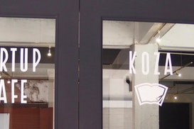 Startup Cafe Koza, Okinawa