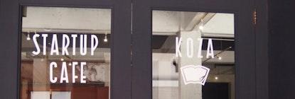 Startup Cafe Koza