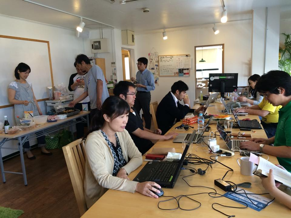 Juso Coworking, Osaka