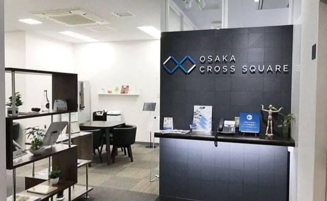 Osaka Cross Square, Osaka