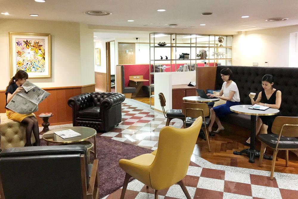 Servcorp Umeda Hilton Plaza West Office Tower, Osaka