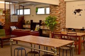 Konomachi Cafe, Sagamihara