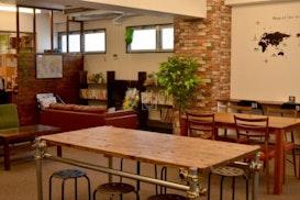 Konomachi Cafe, Ebina