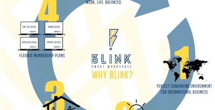 Blink - Smart Workspace, Tokyo | coworkspace.com
