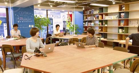 Co-Ba Royal Annex, Tokyo | coworkspace.com