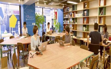 Co-Ba Royal Annex, Tokyo