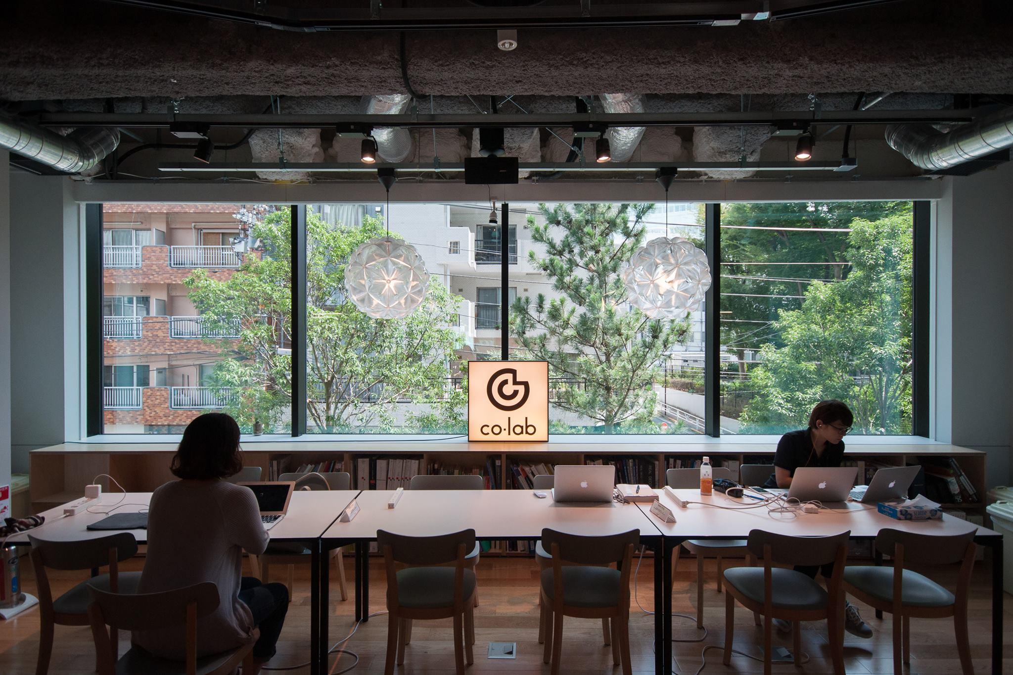 Co-Lab Futako Tamagawa, Tokyo