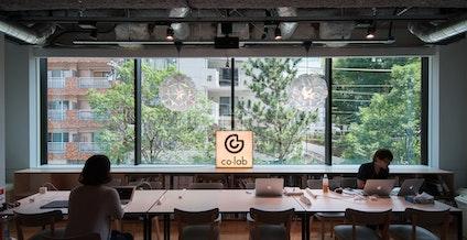 Co-Lab Futako Tamagawa, Tokyo   coworkspace.com