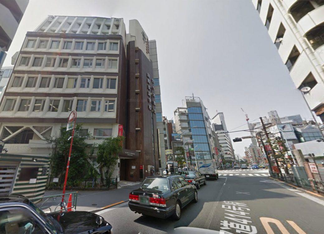 Connecting the Dots (Yoyogi), Tokyo