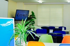 Coworking Space Kayabacho, Co-Edo, Toda