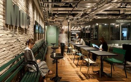 Creative Lounge MOV, Tokyo