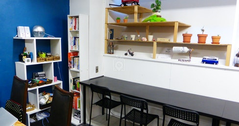 Froh Coworking, Tokyo | coworkspace.com