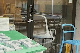 OpenSource Cafe, Shimokitazawa, Urayasu