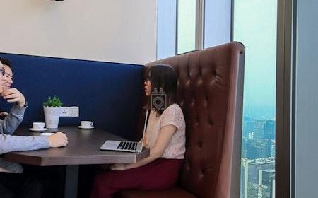 Servcorp Marunouchi Trust Tower - Main, Tokyo