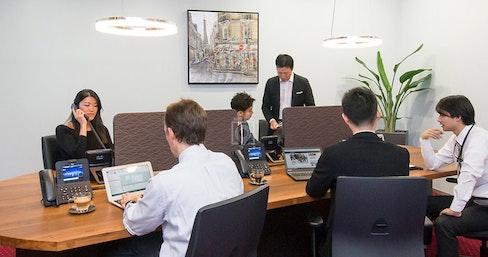 Servcorp Marunouchi Yusen Building, Tokyo | coworkspace.com